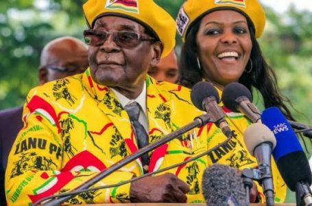 Légitimer une rupture de l'ordre démocratique dans le langage diplomatique : Analyse du cas de Robert MUGABE
