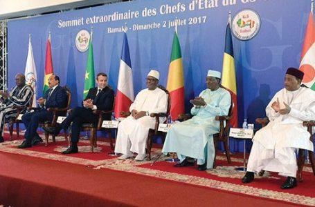 Sécurité au Sahel : Paris parraine le G5 à l'ONU